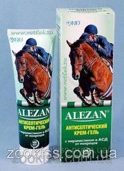 Алезан антисептический крем с мирамистином и АСД (Агроветзащита) — 100-125грн.