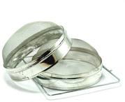 Фильтр для меда двухсекционный (нержавейка)